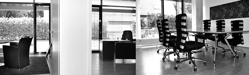 Weisgerber1928 - Schwarzweiss Foto Impressionen der Büroräumlichkeiten