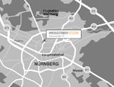 Kleine Karte Anfahrt Autobahn
